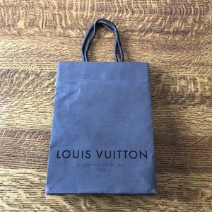 Louis Vuitton small/medium shopping bag